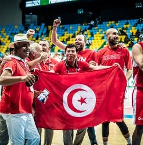 تونس بطولة إفريقيا كرة السلة 2021 ون ون winwin