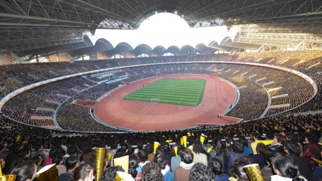 تعرّف إلى أكبر ملاعب كرة القدم في العالم